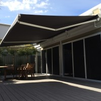 Outdoor - Folding Arm Awnings