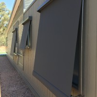 Outdoor - Automatic Awnings