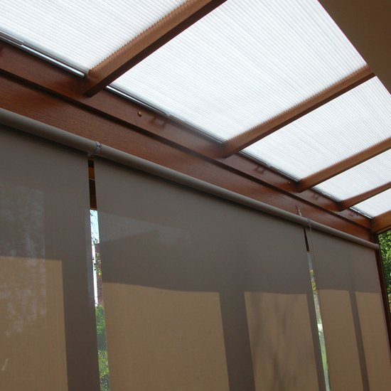 Skylight Cellular Blinds